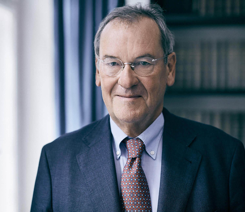 Portrait von Rolf-Heinrich Wedemeier, Steuerberater Hannover