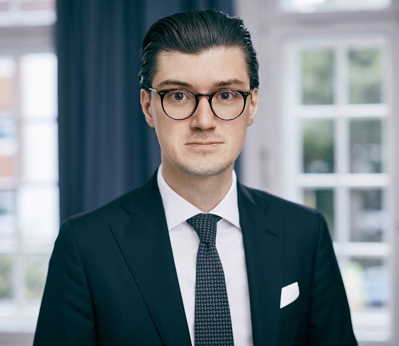 Portrait von Johann Heinrich Wedemeier, Steuerberater und Wirtschaftsprüfer Hannover