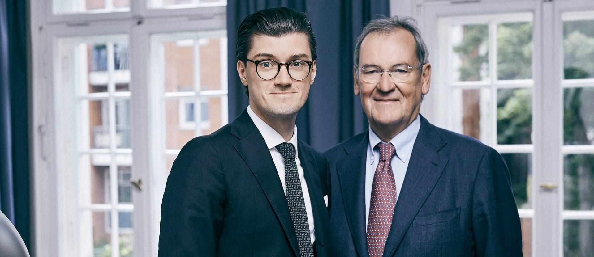 Portrait der beiden Steuerberater